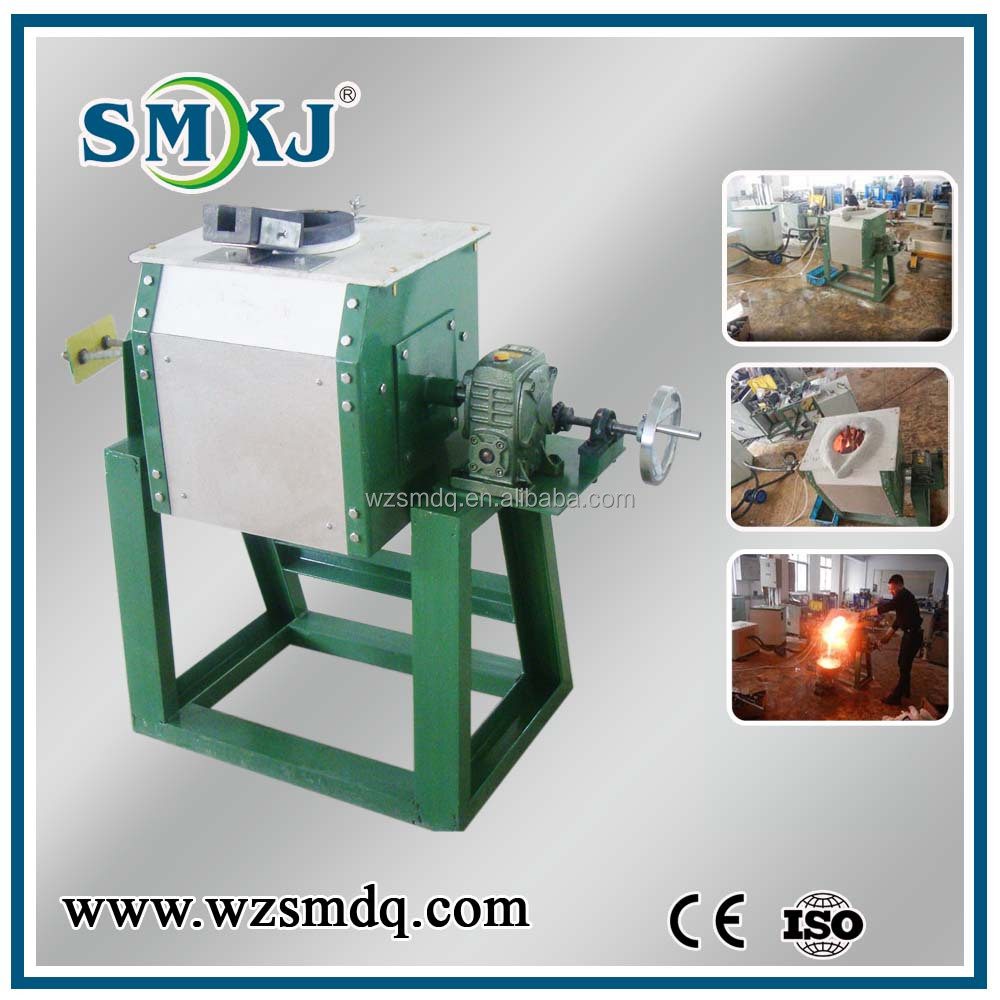 aluminum electric melting machine/furnace for sale