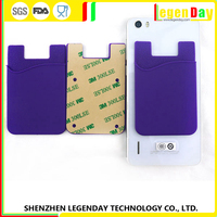 China Supplier silicone mini cover pocket