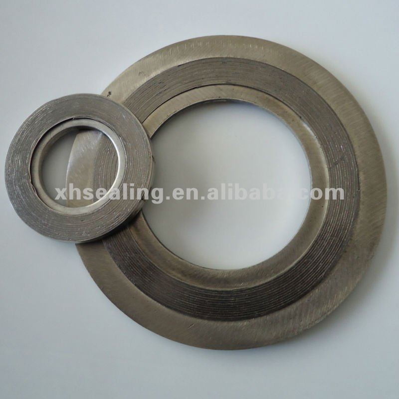 sprial wound metal gasket for flange