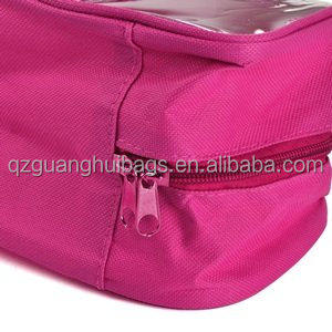 2016 600D Polyester Cool Sports Leisure Gym Shoe Bags