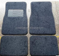 Cheap Non woven Car Carpets Anti-Slip Rubber Car Mats