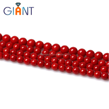 Cheapest price african coral beads jewelry natural red coral beads wholesale