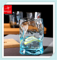 Hot selling water glass cup gift glass fancy drinking glass with high quality