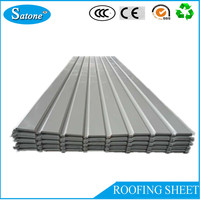 New Product Prepainted Corrugated Steel Sheet