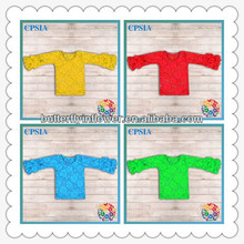 2014 fashion wholesale baby clothing lace top ruffled lace tank tops for kids unique design
