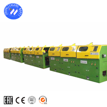 wire rod surface pretreatment machine for wire drawing machine