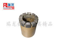 High Frequency Weld Wet Diamond Core Drill Bits and Diamond Core Crowns