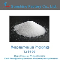 Flame Retardant Monoammonium Phosphate MAP 7722-76-1 Used as Wood, Paper, Fabric