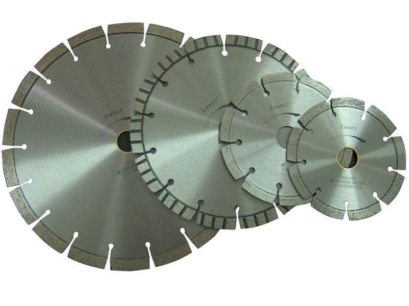 Horizontal Cutting Circular Saw Blade 500mm for granite