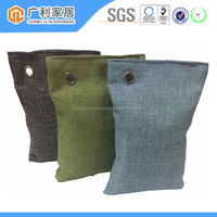 Wholesale Moso Natural Odor Absorb Bamboo Charcoal Bag