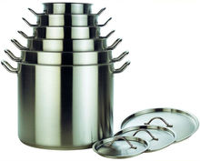 Quality Commercial Stainless Steel Soup Pot