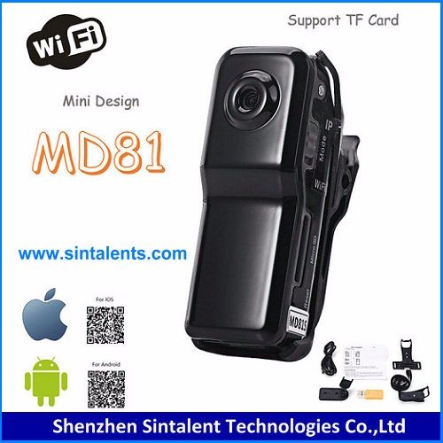 Promotional gifts Mini DV Md80 DVR Video Camera Micro sd Mini dv camera