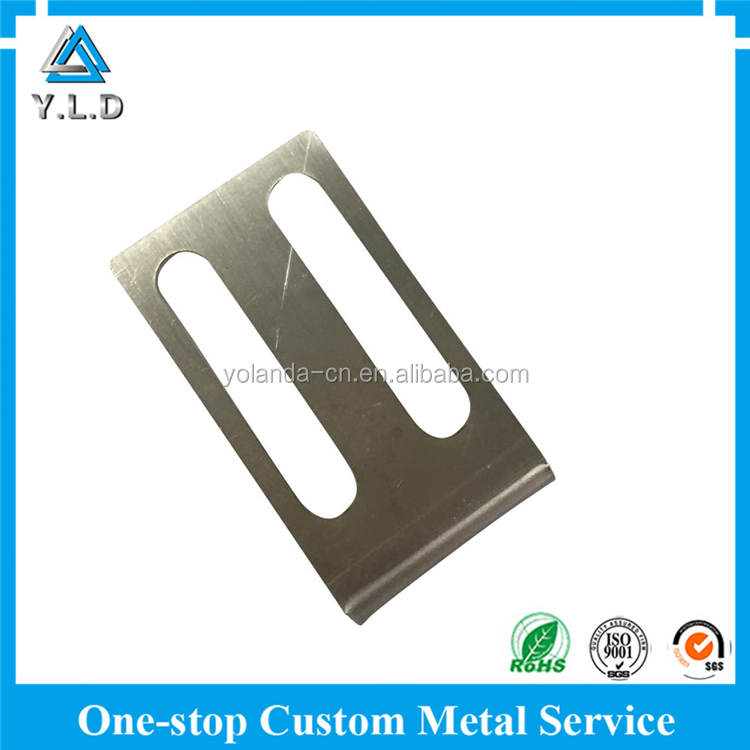 Superior Quality Stainless Steel Customized Rectangle Bracket At Best Price