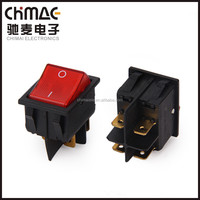KCD4 rocker switch on off t85 t55 switch manufacturer