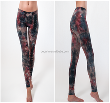 womens bamboo sports leggings organic yoga clothing manufacturers