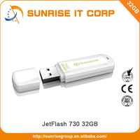 Transcend JetFlash730 fancy shape 32gb usb 3.0 flash drive