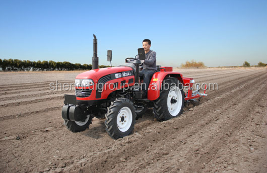 WM450/WM454, 45HP type tractor, 2WD and 4WD