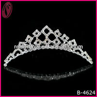 2014 Crystal Ladies Crown For Adult Princess Decorative Bridal Tiara