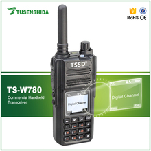 TSSD TS-W780 Android WCDMA 2G/3G cell phone walkie talkie with sim card