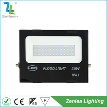 High temperature brightest exterior 30w 50w 100W led flood light projector