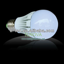 2013 NEW Heat Conductive Plastic LED Bulb 5630SMD 80W Replacement with White and Black Shell led bulb E27