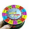 popular funny lucky game roulette wheel set