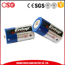High Quality R14p Battery Size C Super Heavy Duty Carbon Battery