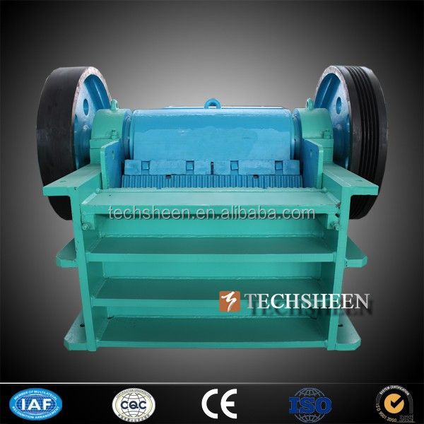 Stone Gravel Minerals Fine Crushing Small Jaw Crusher