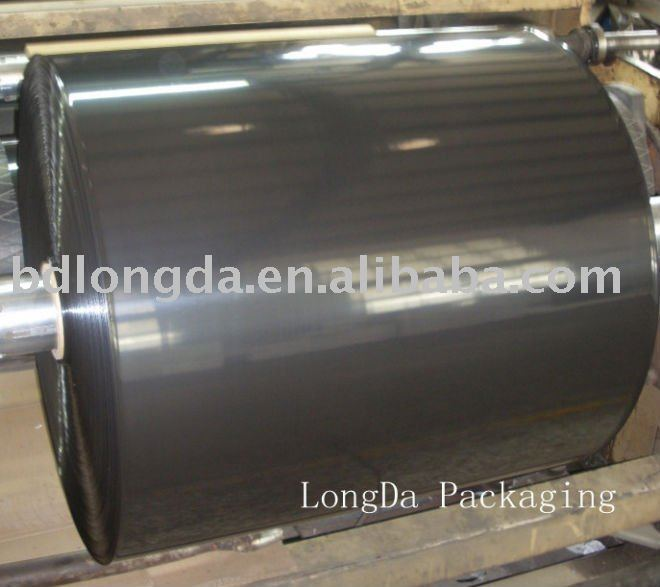 plastic film extruder ldpe film on rolls factory
