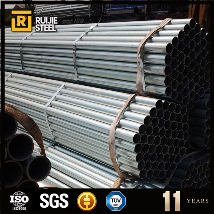 steel manufacturer galvanized steel pipe for greenhouse frame
