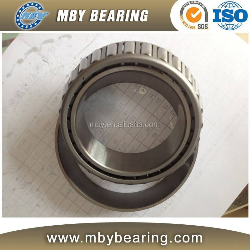 noise lower simple structure machine tools inch type taper roller bearing single row 56426/56650