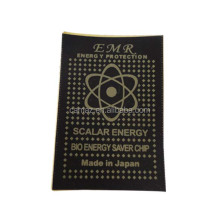paper anti radiation chip, anti radiation sticker, anti radiation patch
