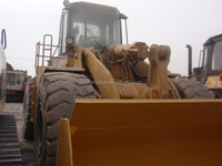 second hand wheel loader 966F for sale