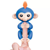 Electronic Interactive Fingerling Monkey Toys The