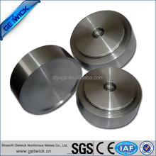 Tungsten copper alloy target for vacuum coating industry