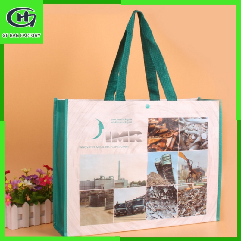 china factory OEM promotional nonwoven shopping bag