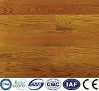 Hot Sale ORTECH 15MM WDE-80434 Oak UV Lacquer Engineered wood Flooring