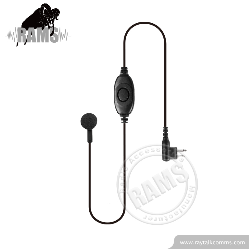 1-Wire Two Way Radio Noise Cancelling Headset for Sepura stp9000