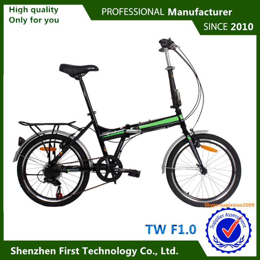 smart portable folding bicycle good quality with competitive price