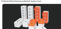 TIBOX CHINA TG Series Plastic enclosure(Switch button enclosure) from TIBOX