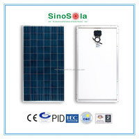 Customer design solar panel 270w poly with good price
