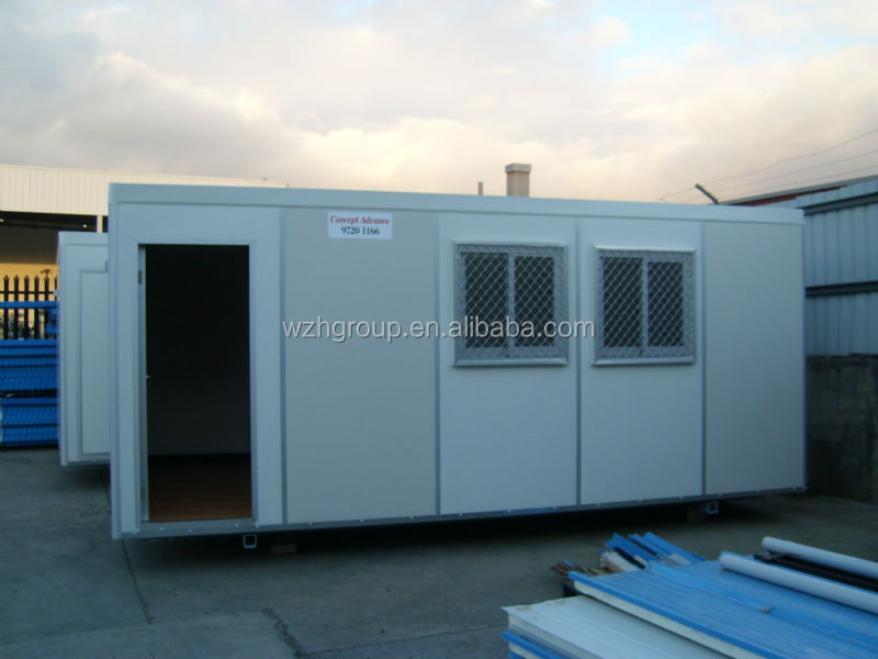 Best selling product shipping container homes for sale from india/two bedroom prefabricated house alibaba china