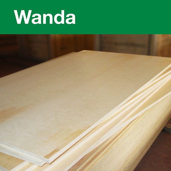 Russia Birch Plywood for Furniture