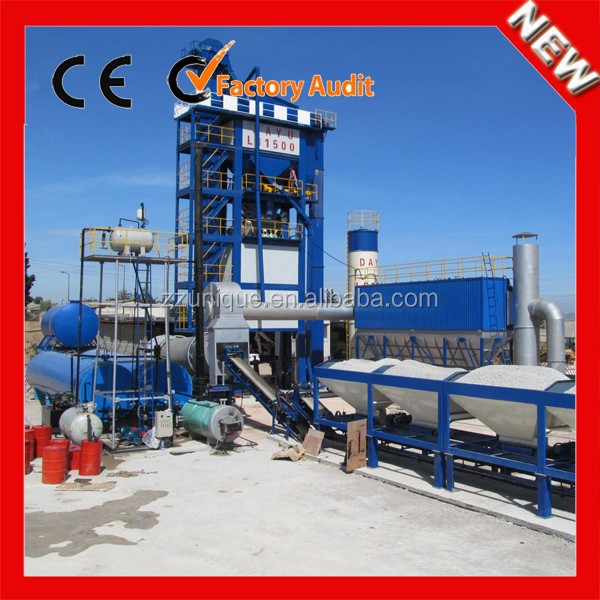 Modular Designed Asphalt Mixing Plant from China Manufacture