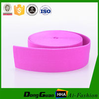 Soft Nylon Colored Elastic Bands for Clothes
