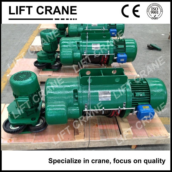cd1 electric winch, cd electric wire rope hoist and trolley