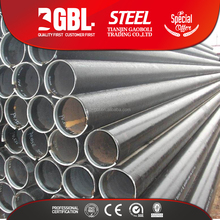 3048mm 37mm API Steel Pipe different diameters schedule 40 80 pipe wall thickness