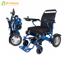 High quality cheapest folding electric wheelchair used motorize wheelchair for disabled