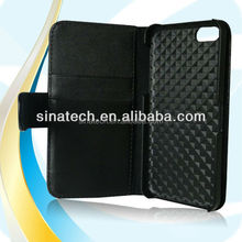 2014 Wholesale fashion phone pouch for apple iphone 5c clear cases
