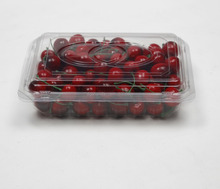 Transparent PET Packaging Fruit Blister Plastic Trays